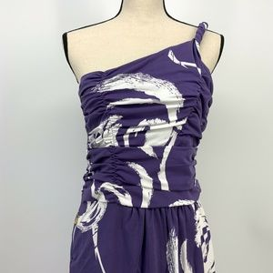 Tracy Negoshian single strap dress  XL NWT